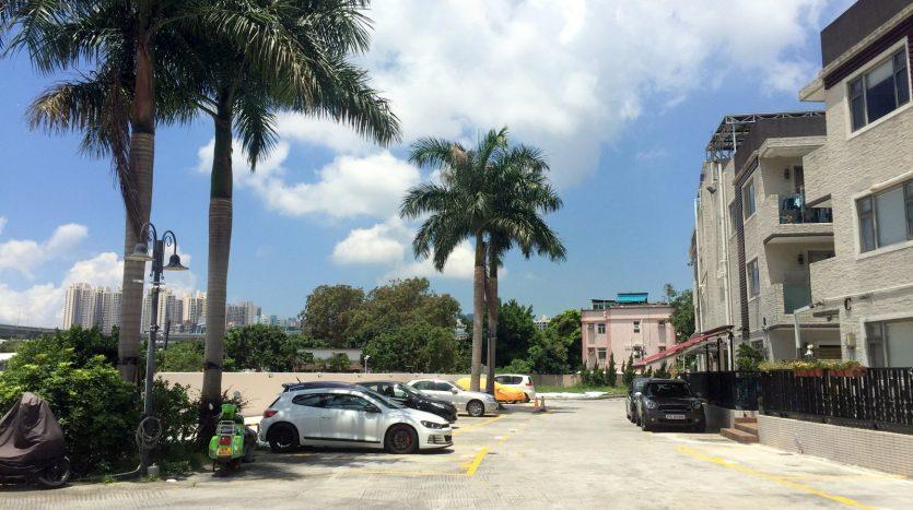屯門村屋匯悅豪庭全幢下複式加三樓